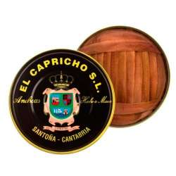 """Anchoas Lomos Cortos """"El Capricho"""" 170 Gr"""