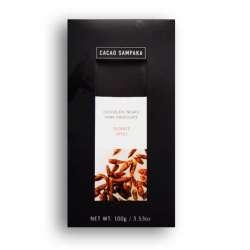 Chocolate negro a la pimienta
