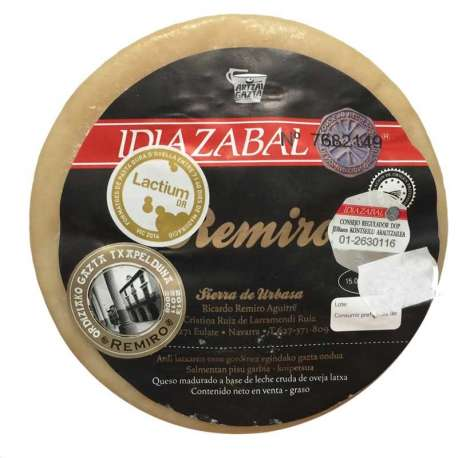 Queso Idiazabal Remiro