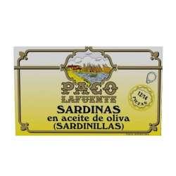 Sardinillas Paco Lafuente 12/14