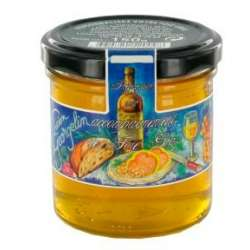 Gelatina Sauternes para Foie
