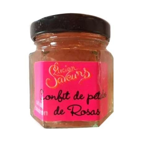 Confitura de petalos de Rosa 50g