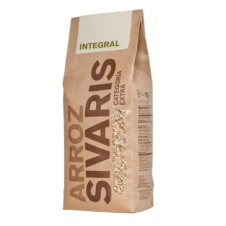 Arroz Integral sivaris 1kg