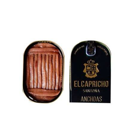 "Anchoas ""El Capricho"" 95Gr"