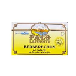 Berberecho 20/25 Paco Lafuente
