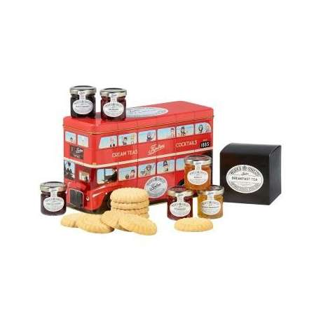 Galletas de mantequilla London Bus