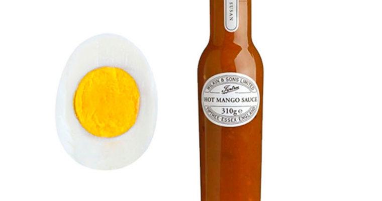 Aperitivos con salsas gourmet bajos en calorías