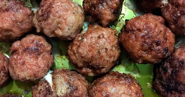 Cómo hacer albóndigas con gorgonzola