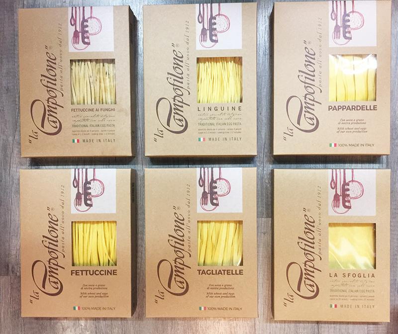Recetas Gourmet para los amantes de la pasta