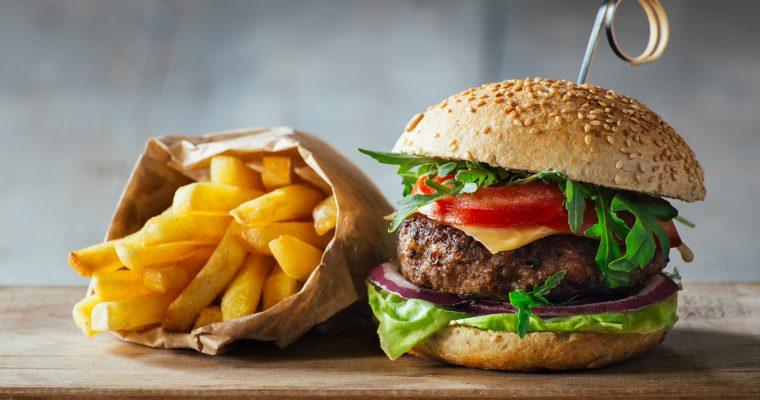 Cómo hacer una hamburguesa gourmet